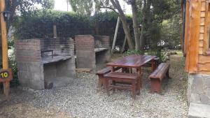 Sol Y Paz Cabañas, Lodges  San Carlos de Bariloche - big - 17