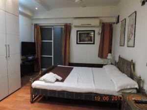 Emerald Mayfair, Ferienwohnungen  Kalkutta - big - 3