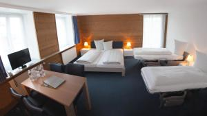 Hotel-Restaurant Bellevue, Hotely  Flims - big - 3