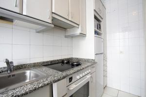 Apartamento Concha, Apartmanok  San Sebastian - big - 17