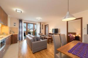 Apartamenty Rozewie, Apartments  Jastrzębia Góra - big - 21