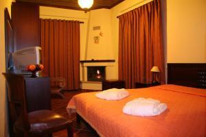 Hotel Magiossi, Отели  Neraïdochóri - big - 4