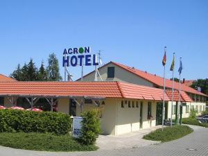 Acron-Hotel Quedlinburg, Отели  Кведлинбург - big - 17
