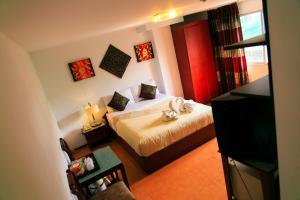 Regent Lodge Lampang, Szállodák  Lampang - big - 9