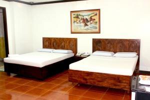 Crosswinds Ocean Hotel, Szállodák  Manila - big - 51