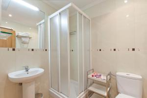 Luz Madrid Rooms, Pensionen  Madrid - big - 10
