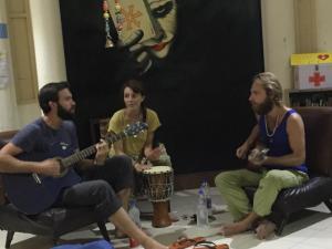Zostel Varanasi, Ostelli  Varanasi - big - 17