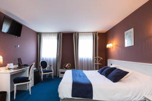 Hotel De Clisson Saint Brieuc, Hotely  Saint-Brieuc - big - 12