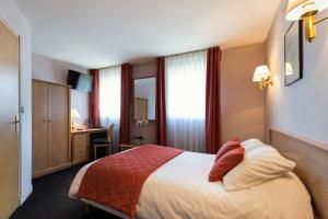 Hotel De Clisson Saint Brieuc, Hotely  Saint-Brieuc - big - 17