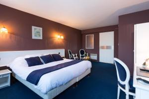 Hotel De Clisson Saint Brieuc, Hotely  Saint-Brieuc - big - 18
