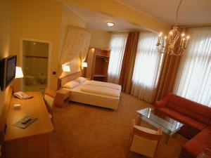 Hotel Mack, Szállodák  Mannheim - big - 8