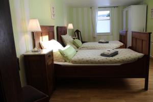 Ferienwohnung Bad Berleburg, Dovolenkové domy  Bad Berleburg - big - 10