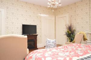 Deluxe Double Room - Lincoln Room