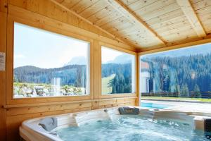 Hotel Haus Michaela, Hotels  Sappada - big - 10