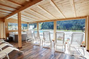 Hotel Haus Michaela, Hotels  Sappada - big - 25