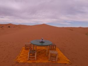 Camel Bivouac Merzouga, Campeggi di lusso  Merzouga - big - 50
