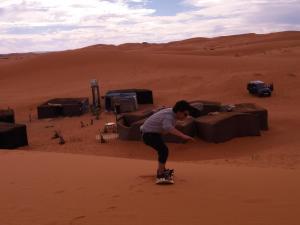 Camel Bivouac Merzouga, Campeggi di lusso  Merzouga - big - 69