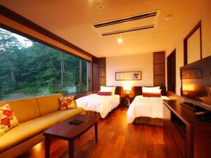 Hotel Kinparo, Hotels  Toyooka - big - 51