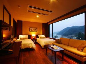 Hotel Kinparo, Hotels  Toyooka - big - 31