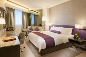 Gateway Hotel, Marco Polo, Hotely  Hongkong - big - 5