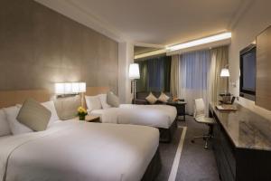 Gateway Hotel, Marco Polo, Hotely  Hongkong - big - 2