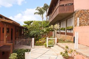 Hotel Vista Bella, Hotely  Ilhabela - big - 22