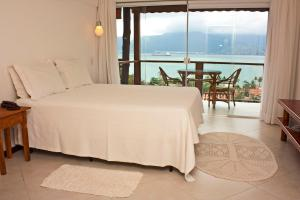 Hotel Vista Bella, Hotely  Ilhabela - big - 9