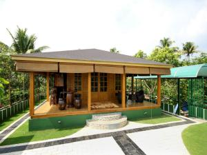 Woodhive Serviced Villa, Дома для отпуска  Kakkanad - big - 2