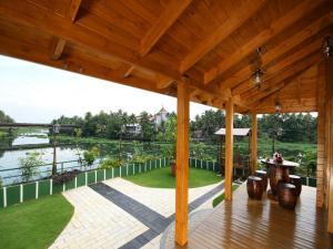 Woodhive Serviced Villa, Дома для отпуска  Kakkanad - big - 3