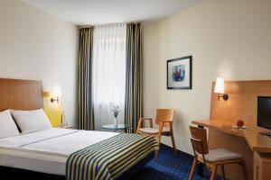 IntercityHotel Stralsund, Hotely  Stralsund - big - 9