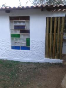 Hostel Chapada dos Veadeiros, Ostelli  Alto Paraíso de Goiás - big - 10