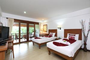 Thai Palace Resort, Resorts  Rawai Beach - big - 30