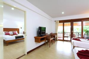Thai Palace Resort, Resorts  Rawai Beach - big - 28