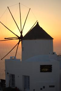Golden Sunset Villen (Oia)
