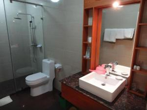 Attran Hotel, Hotels  Mawlamyine - big - 12