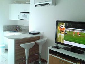 Flats com vista no Recreio, Apartmánové hotely  Rio de Janeiro - big - 18