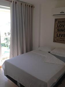 Flats com vista no Recreio, Apartmánové hotely  Rio de Janeiro - big - 16