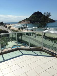 Flats com vista no Recreio, Апарт-отели  Рио-де-Жанейро - big - 4