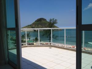 Flats com vista no Recreio, Apartmánové hotely  Rio de Janeiro - big - 24