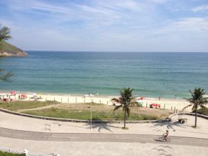 Flats com vista no Recreio, Apartmánové hotely  Rio de Janeiro - big - 22