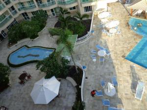 Flats com vista no Recreio, Апарт-отели  Рио-де-Жанейро - big - 21