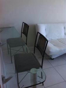 Flats com vista no Recreio, Aparthotels  Rio de Janeiro - big - 64