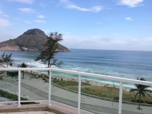 Flats com vista no Recreio, Apartmánové hotely  Rio de Janeiro - big - 19