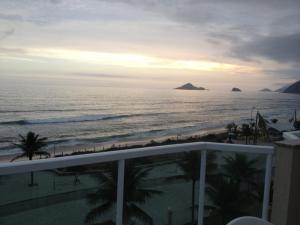 Flats com vista no Recreio, Апарт-отели  Рио-де-Жанейро - big - 13