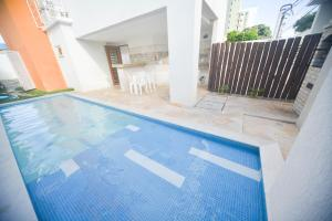 Papaya Flat Apartment, Ferienwohnungen  Natal - big - 17