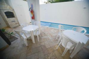 Papaya Flat Apartment, Ferienwohnungen  Natal - big - 19