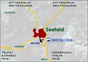 Hotel Cristallago, Hotels  Seefeld in Tirol - big - 32