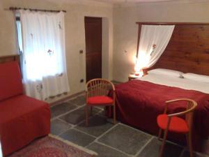 Hotel Ristorante La Font, Hotel  Castelmagno - big - 15