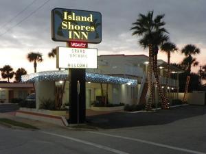 Island Shores Inn, Мотели  Сент-Огастин - big - 34