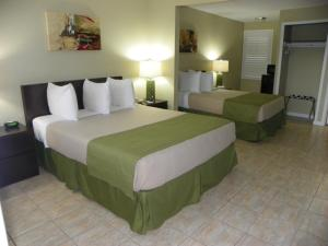 Island Shores Inn, Motelek  St. Augustine - big - 24